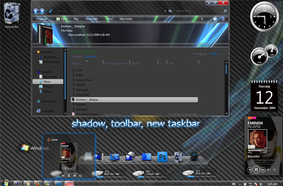 20 best free windows 7 themes